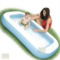 Buy Rectangular Baby Pool Intex Inflatable Water Tub online