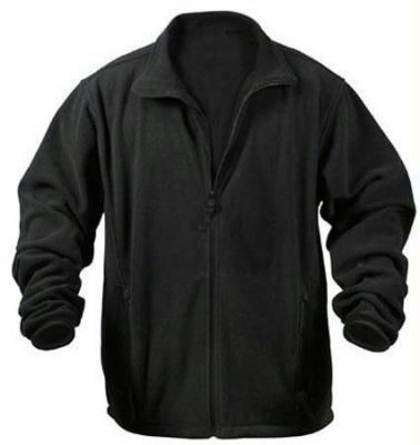 Buy Polar Fleece Jacket - Black online