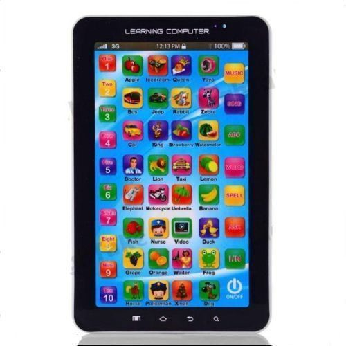 Buy Millennium Tablet For English Learning Educational Toy For Kids online