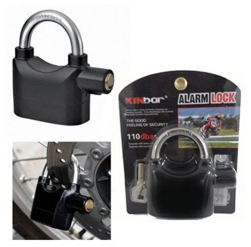 Buy Anti Theft Motion Sensor Alarm Lock For Home, Office And Bikes online