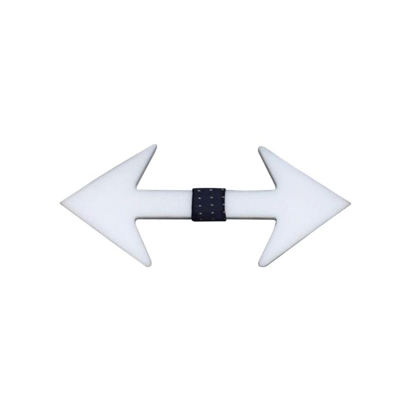 Buy Visach Acrylic Designer Neck Bows For Men online