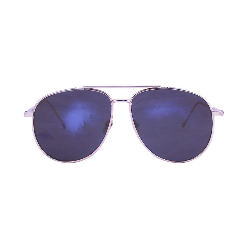 Buy Visach Golden Rim Sunglasses For Men online