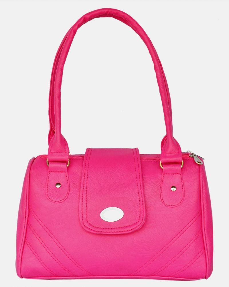 Buy All Day 365 Pink Color Shoulder Bag For Women online