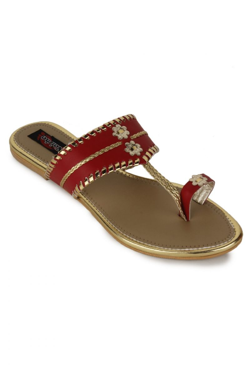 Buy Naisha Flat Slipper For Women online
