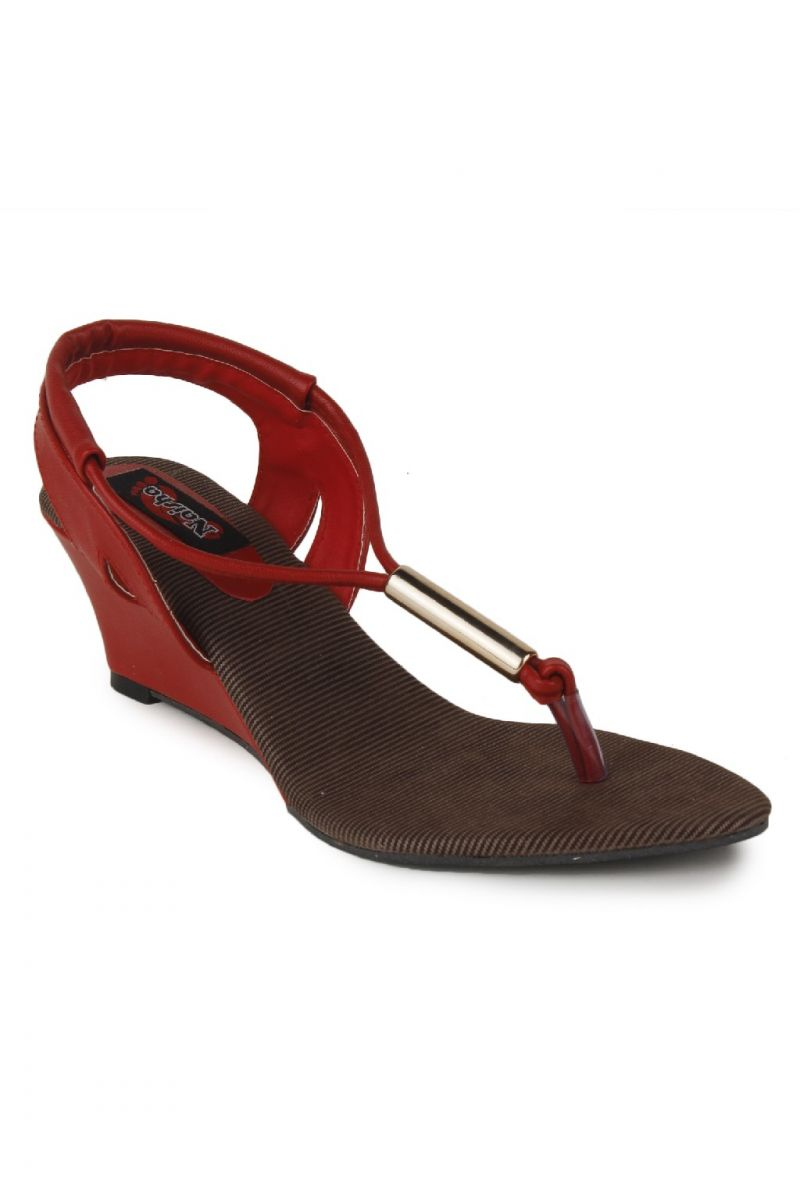 Buy Naisha Wedges Sandal For Women online