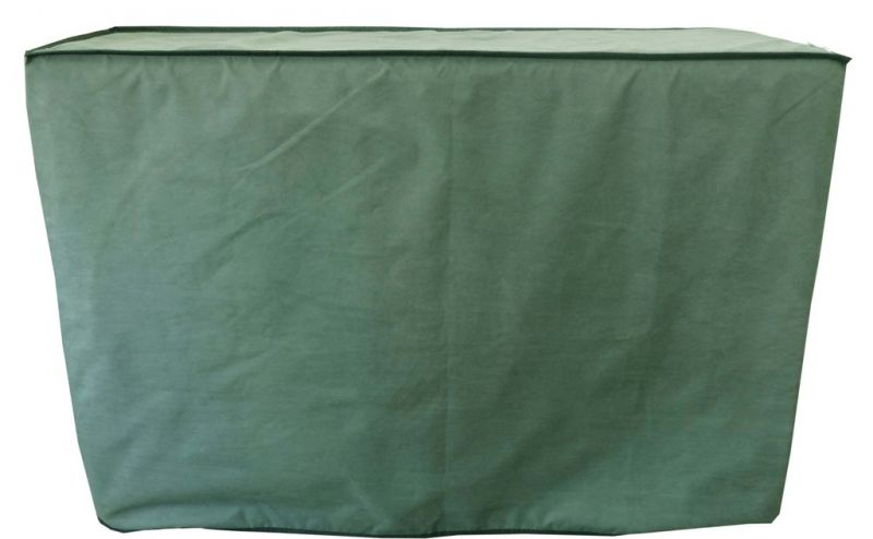 Buy Glassiano Green Color AC Cover for Split Outdoor Unit 1.5 Ton online
