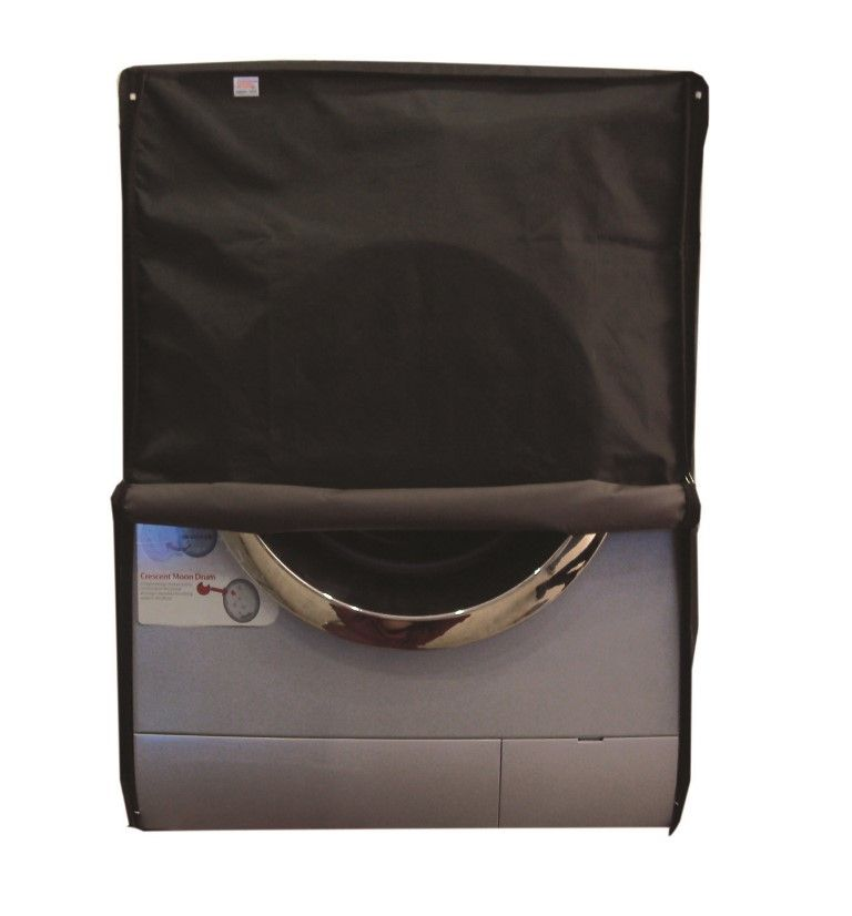 Buy Glassiano Dark Gray Waterproof - Dustproof Washing Machine Cover For Front Load 8.5Kg Model online