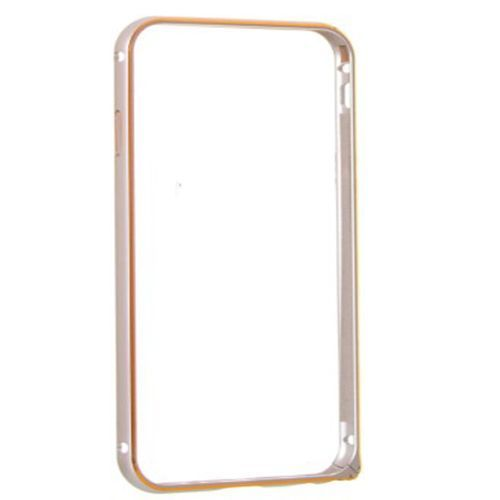 Buy Metal Bumper Case For Apple iPhone 6 (gold) online