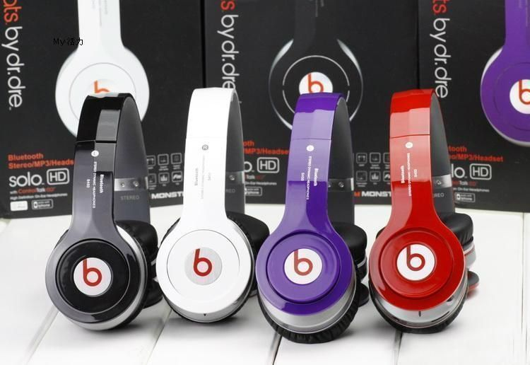 Buy Beats Solo HD Wireless Bluetooth Headphones Support Tf Card online