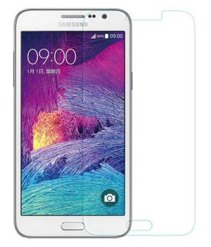 Buy Tempered Glass Screen Protector For Samsung Galaxy J7 (2.5d Diy Reusable, online