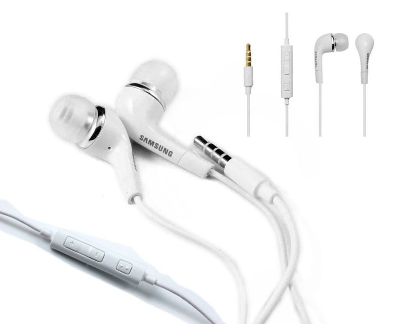 Buy Buy 1 Get 1 Free Samsung Handsfree Universal 3.5mm Mic - Imported online