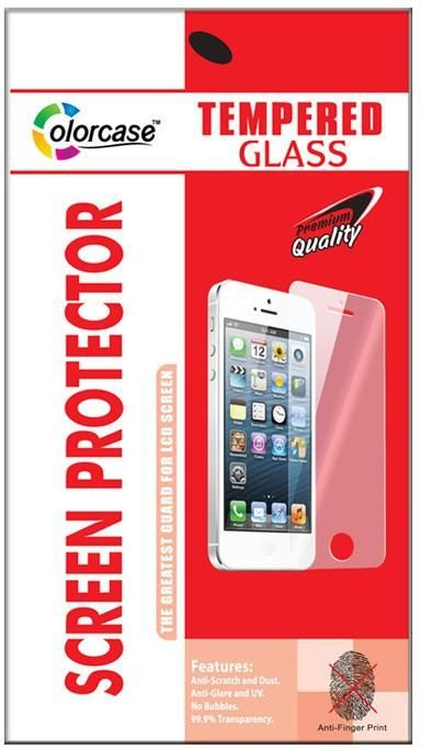Buy Colorcase Temp-253 Tempered Glass For Asus Zenofone 2 Selfie Zd551kl online