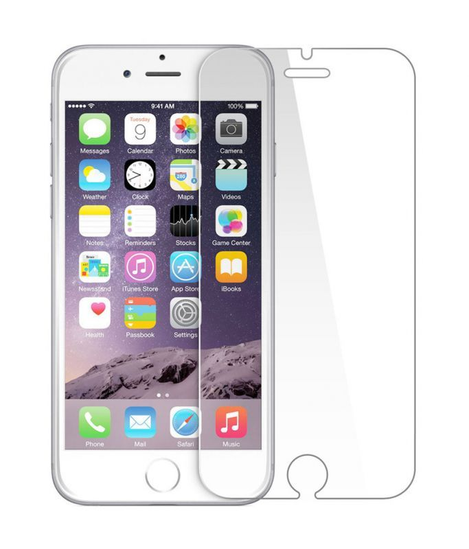 Buy Tempered Glass Screen Protector For Apple iPhone 6 Plus. online