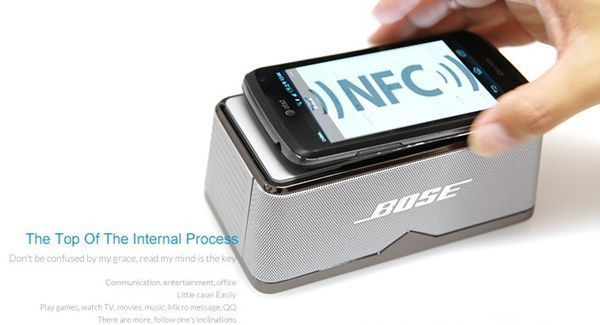 Buy Dr136- High Performance Be8 Portable Soundlink Bluetooth Speaker Nfc Aux Tf online
