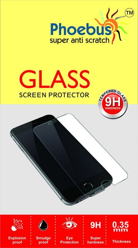 Buy Phoebus Tempered Glass For Lenovo A6000 Plus online