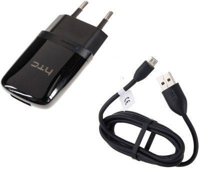 Buy Pursho Combo Of Charger And Charging Cable For Htc online