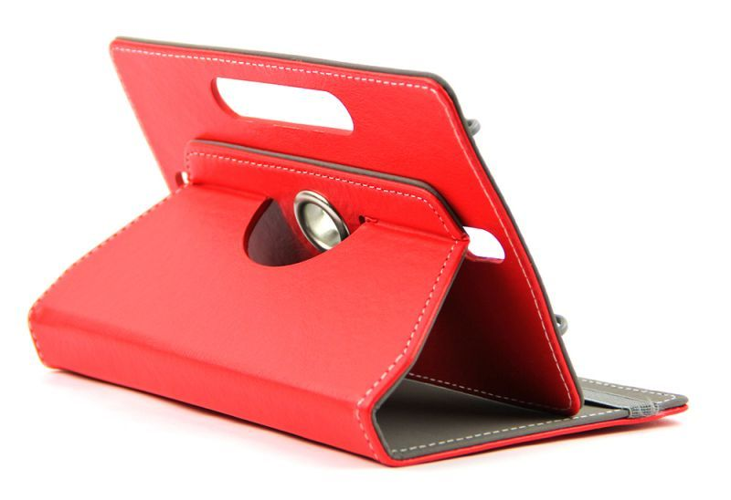 Buy Domo Book Cover For 7 Inch Tablet PC (red) online