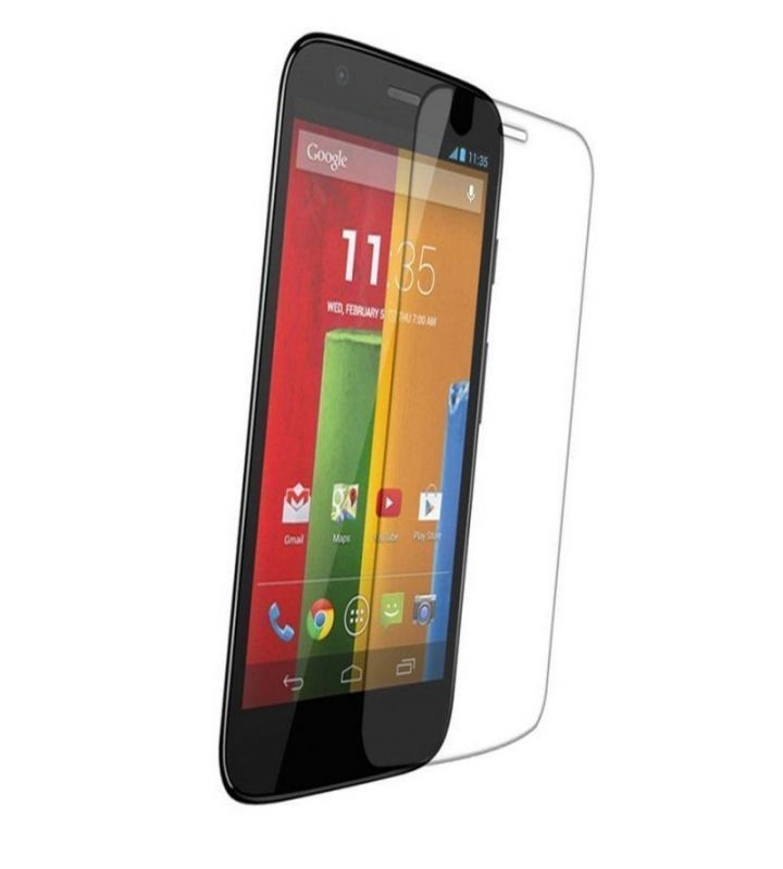 Buy Tempered Glass Screen Protector Scratch Guard For Motorola Moto E Xt1022 online