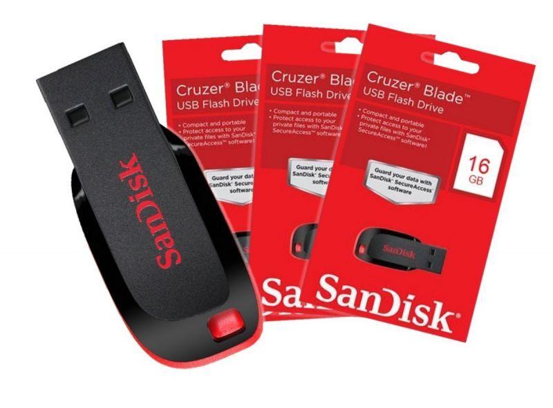 Buy Sandisk Pen Drive - 16GB USB online