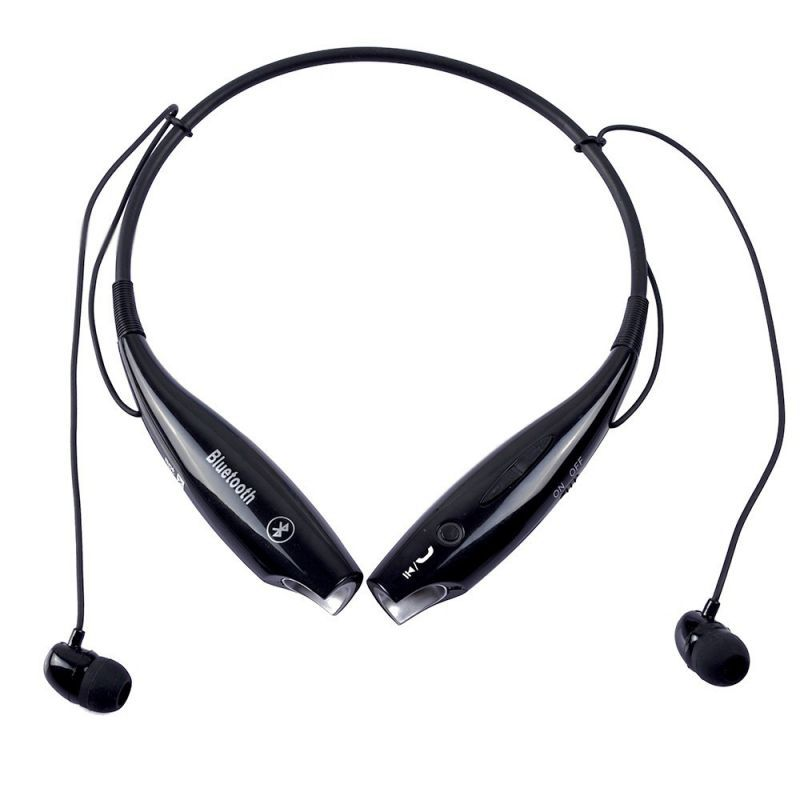 Buy Rissachi Hbs-730 Bluetooth Wireless Stereo Headset (black) online