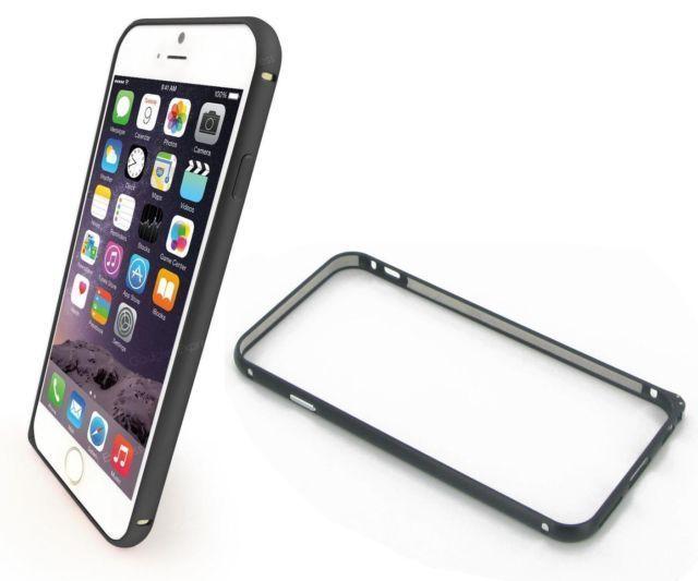 Buy Bumper Case For Apple iPhone 6 Plus - Black online