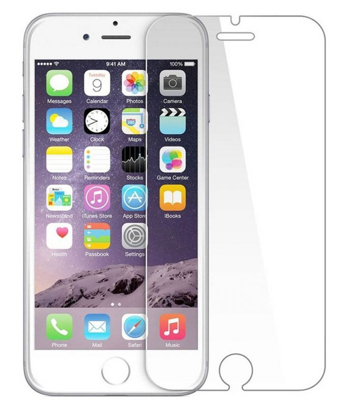 Buy Fts Tempered Glass For Apple iPhone 6 Plus online