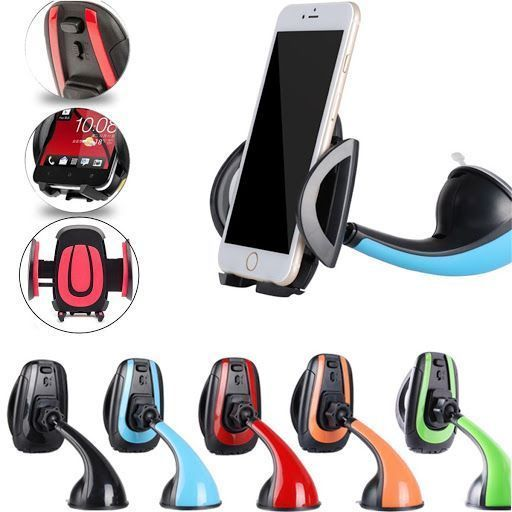 Buy Novel 360 Car Holder Mount Stand For Cell Phone GPS online