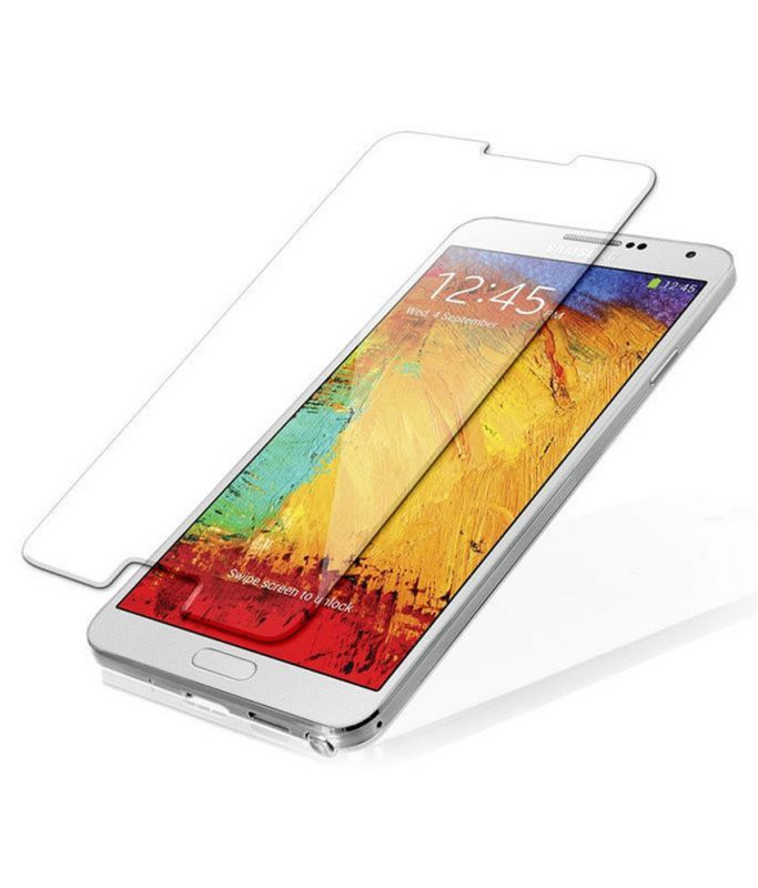 Buy Samsung Galaxy Note 3 2.5d Curved Tempered Glass Screen Protector online