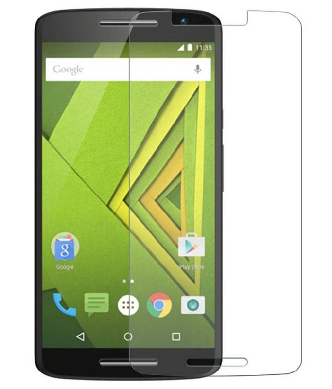 Buy Motorola Moto X Play 2.5d Curved Tempered Glass Screen Protector online