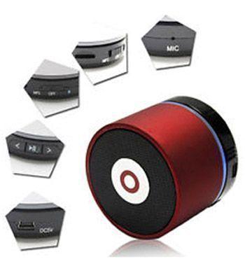 Buy Spy Beat Box Bluetooth Mini Speaker Mini Speaker With Mic online