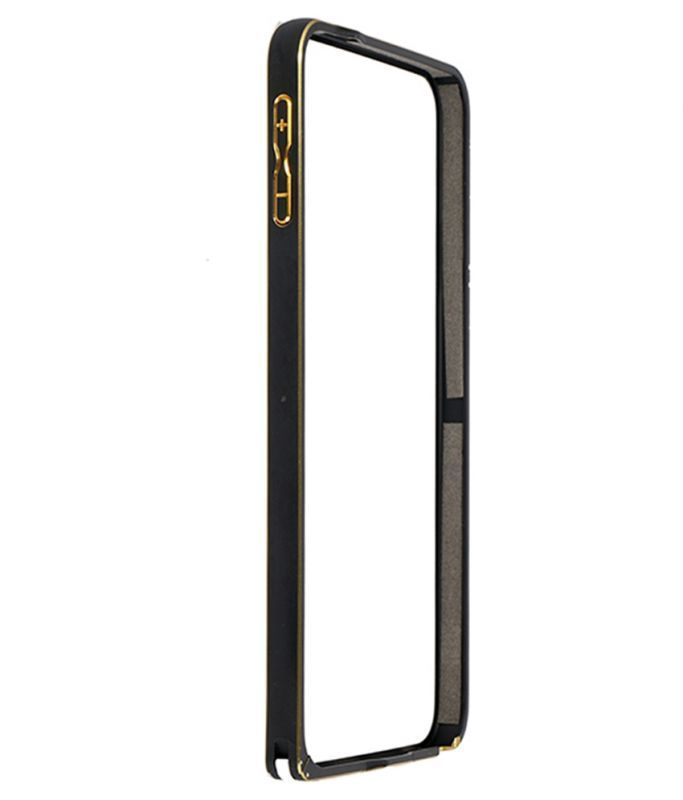 Buy Metal Side Bumper Case For Samsung Galaxy J7 J 7 Blackk online