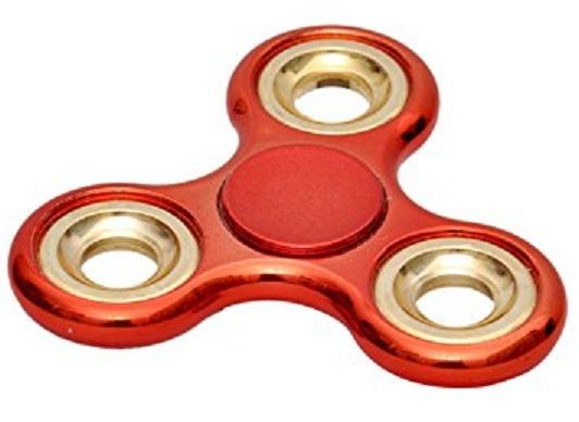 Buy Blcr Tri-spinner Fidget Toy Edc Hand Spinner For Autism And Adhd online