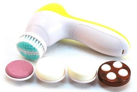 Buy New 5 In 1 Beauty Care Personal Facial Massager online