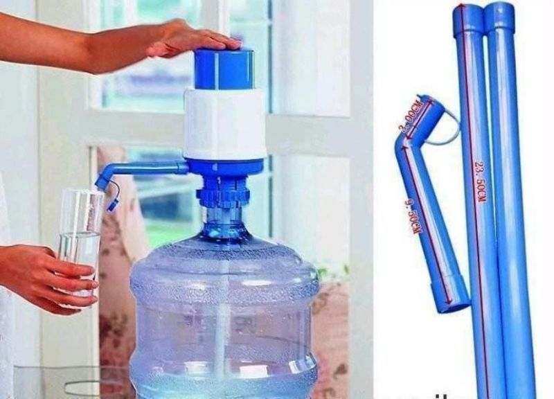 Buy Hand Press Water Dispeness Pumpser Pump For 20 L Bottle online
