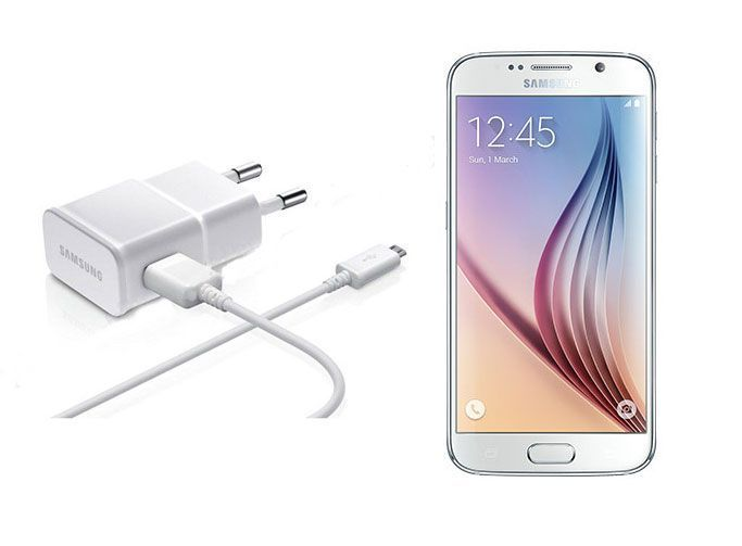 Buy Micro USB White Charger For Samsung Galaxy Ace Plus online