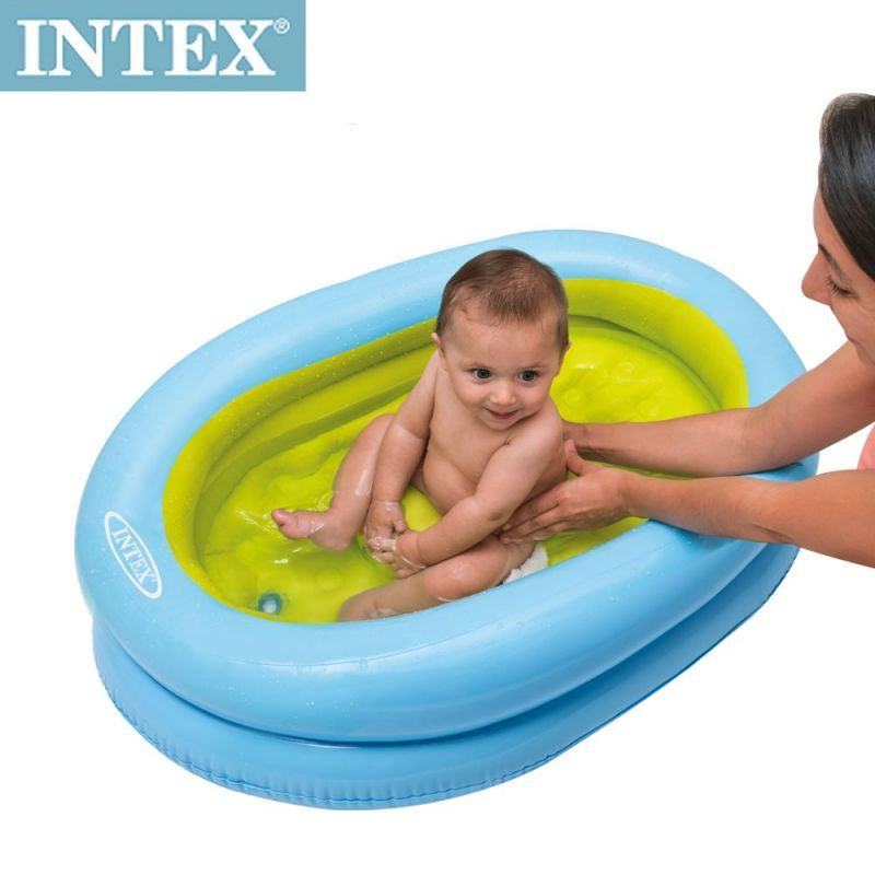 Buy Intex Baby Bath Tub Set 48421 - Baby On The Go Online | Best ...