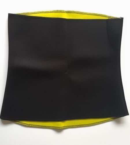 Buy Neoprene Waist Hot Shaper Belt Vest Band Neotex Body Sweat Fat Burn Unisex (xxl) online