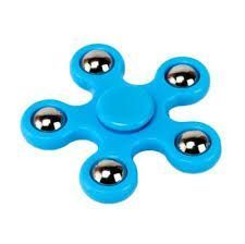 Buy Edc Spinner Five Angles Fidget Spinner Hand Spinner With Ceramic Bearings For Add Adhd Anxiety Autism online