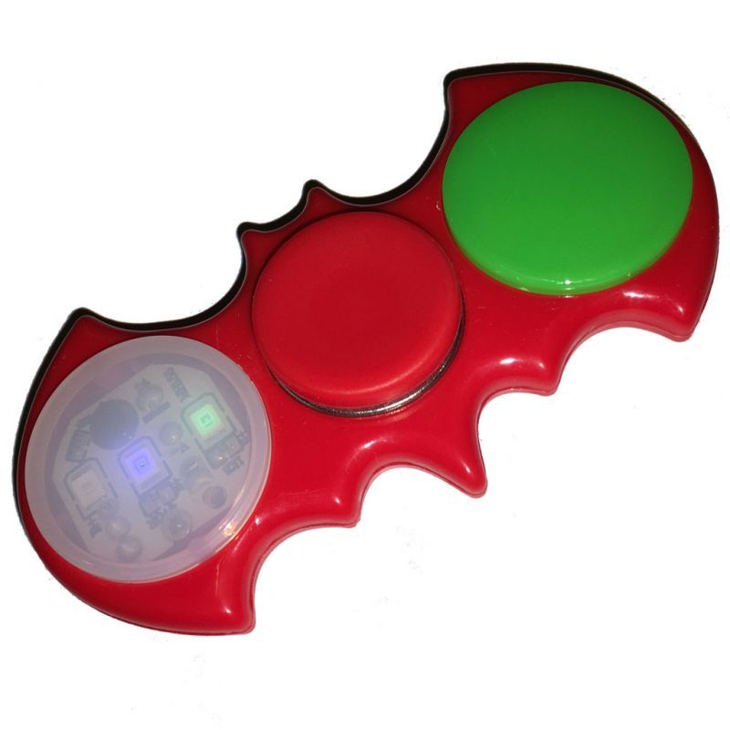 Buy Batman LED Fidget Spinner online