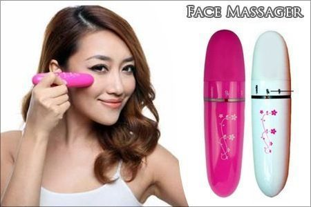 Buy 3 In 1 Face And Body Eye Massager Wrinkle Reduction Mini 208 online
