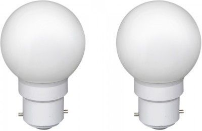 Buy Ornate 0.5 W LED Bulb (white, Pack Of 2) online