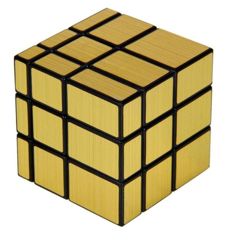 Buy Shengshou Golden Mirror Rubik Cube online