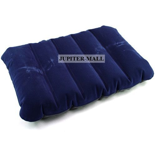 Buy Intex Inflatable Original Travel Rest Air Pillow Fabric Comfort Waterproof online