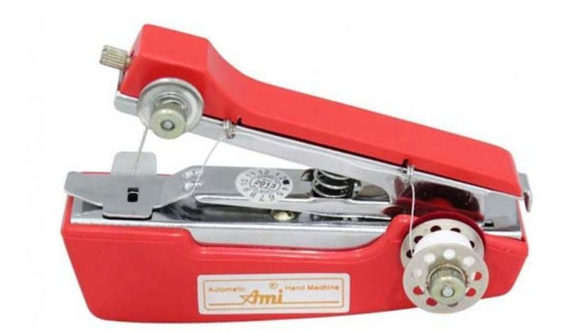 Buy Handheld Mini Portable Sewing Machine Stapler Model online