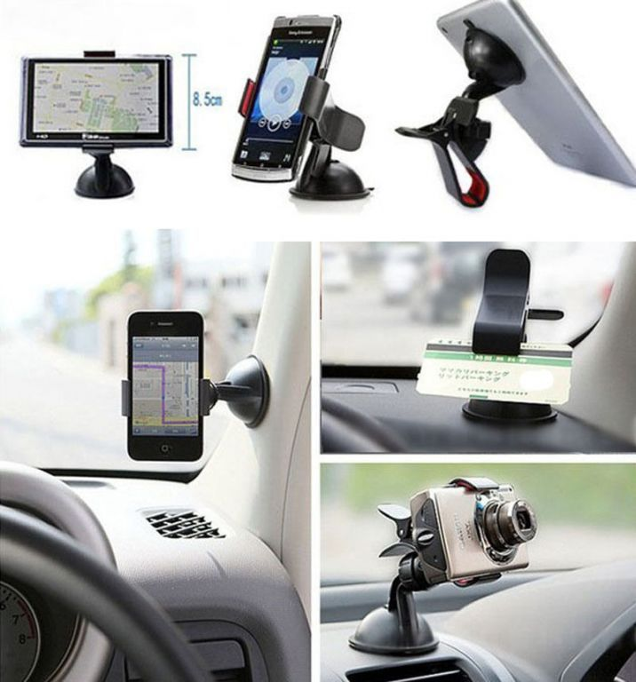 Buy Car Windscreen / Windshield Mobile Holder Comfort For All Mobile Easy To Us online