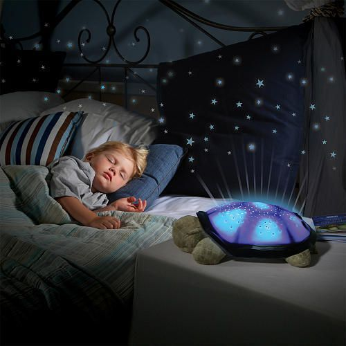 Buy Turtle Shaped Night Light Star Constellation Bed Side Lamp online