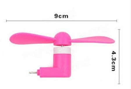 Buy Mini Micro USB Mobile Fan Portable For Android Mobile online