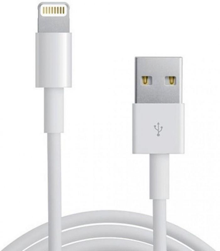 Buy Griffin 1m iPhone 5/5s/6 USB Cable (white) online
