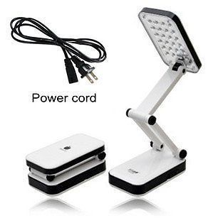Buy Rechargeable LED Emergency Table Lamp White online