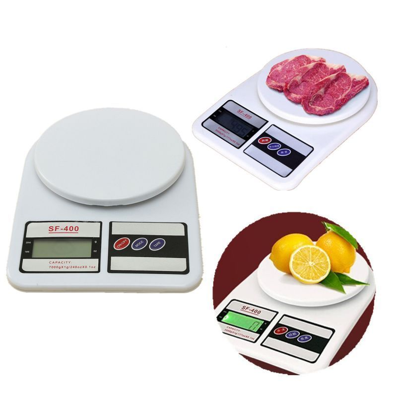 Buy 10kg Electronic Kitchen Scale For Measuring Accurate Weight - Sf-400 online